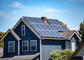 solar power for hoe