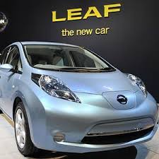 Nissan Leaf success electric cars