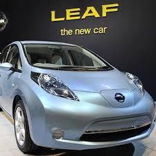 Nissan Leaf success electric cars